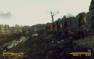 Idle chitchat before patrolling; Patrols meet on the outskirts of Tenpenny tower ... & Tenpenny Tower Reborn at Fallout3 Nexus - mods and community