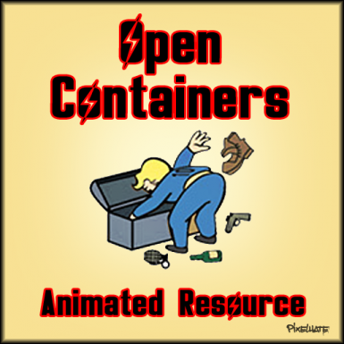 Open Containers - Animated Resource