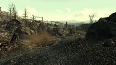Clarity - A Green Tint Remover at Fallout3 Nexus - mods and community
