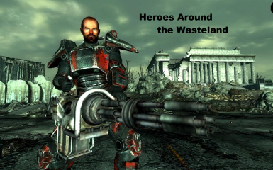 Heroes Around the Wasteland