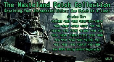 The Wasteland Patch Collection