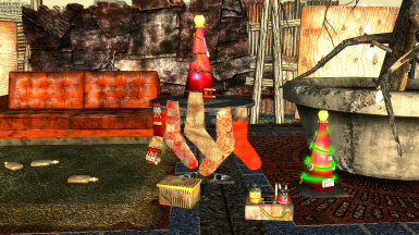 Wasteland Christmas Resource - FO3