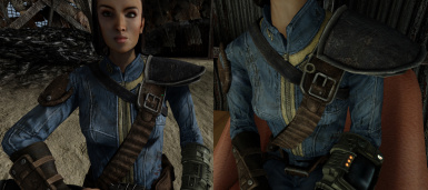 HR Armored Vault 101 Jumpsuit