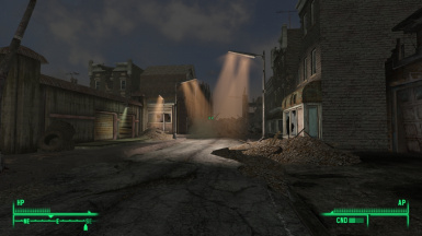 Just ENB for Fallout 3