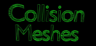 Collision Meshes