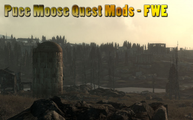 Puce Moose Quest Mods - FWE