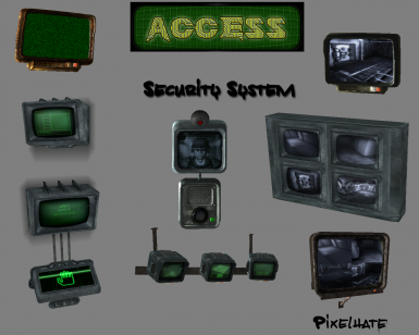 B5 SecuritySystem