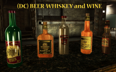 (DC) Beer Whiskey and Wine