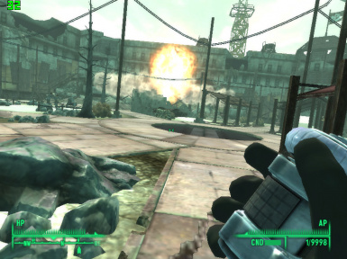 Experimental Weapons for Fallout 3