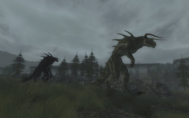 deathclaws 2