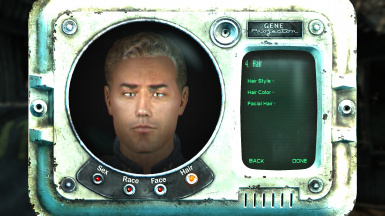 Realistic Handsome Male Character - Save game