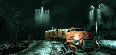 ENB and SweetFX for Fallout 3 and goty