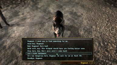 Trade With Dogmeat