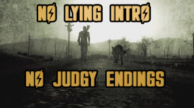 No lying intro narration. No judgmental ending slides