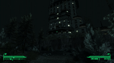 Sweet Ghouls Tenpenny Twin Tower