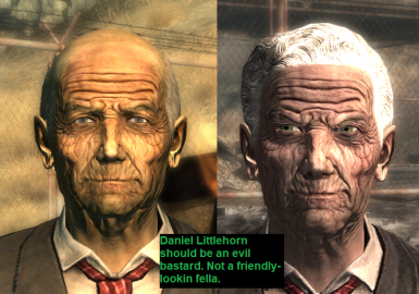 Daniel Littlehorn comparison