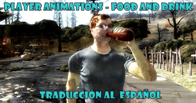 Player Animations - Food and Drink Spanish