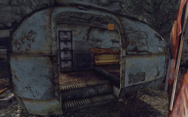 Wastelander's House