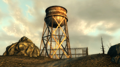 Water Tower Texture