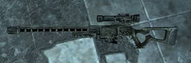 Tranq Rifle for Fallout 3
