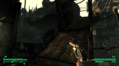 Fallout's forgotten weapon fixes