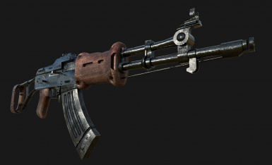 Chinese Rifle Retexture
