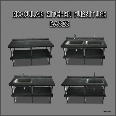 Modular Kitchen Furnitures