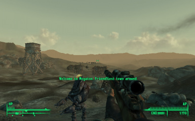 fallout 3 ALL TREES remover