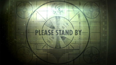Please Stand By - Vanilla