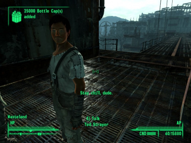 Caps On Startup FO3