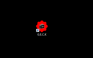 Optional G.E.C.K icon