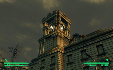 Functional Pennsylvania clock tower