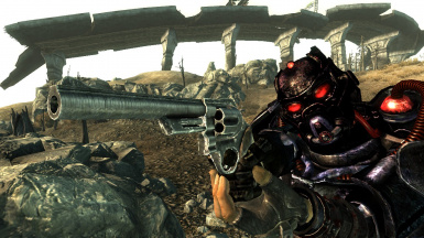 USS Enclave Power Armor