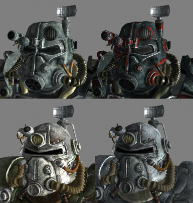 Animated Power Helmets Radar