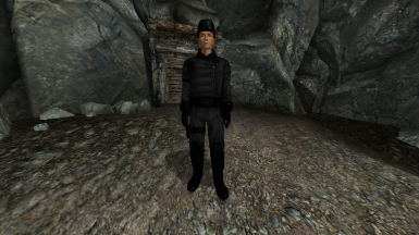 Darker Enclave Officer Uniform Retexture