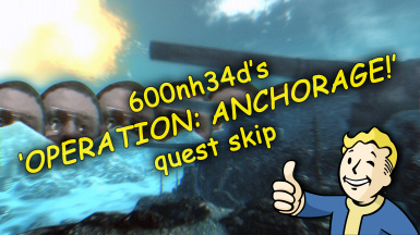 Operation Anchorage quest skip