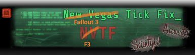 F3TF - Fallout 3 Tick Fix
