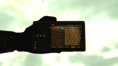 Note explaining why the Enclave killed Marcella.