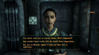 THAT middle-aged guy - A Dialogue Overhaul mod (Russian translation)