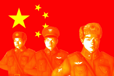 Chinese Army Extended