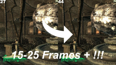 Fallout 3 FPS and Performance Fix