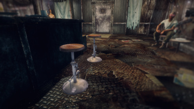 Stool redone for FO3