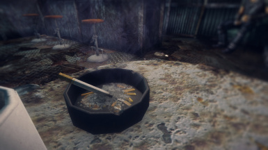Ashtray redone for FO3
