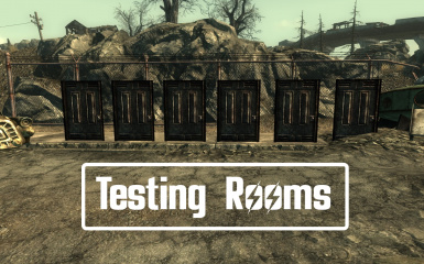 Testing Rooms
