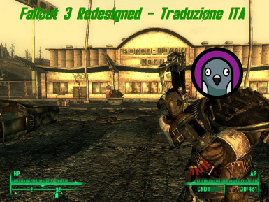 Fallout 3 Redesigned - Formerly Known as Project Beauty - Traduzione ITA