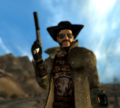 Weapon Animation Replacer - Fallout 3 Edition