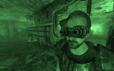 Nightvision Goggles - Powered