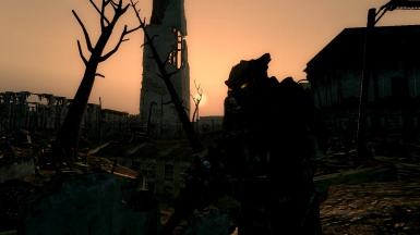 FWE - FO3 Wanderers Edition at Fallout3 Nexus - mods and