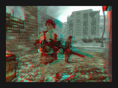 Anaglyph Kelsey