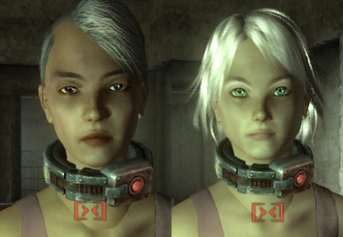 Ahtatas female NPCs reworked